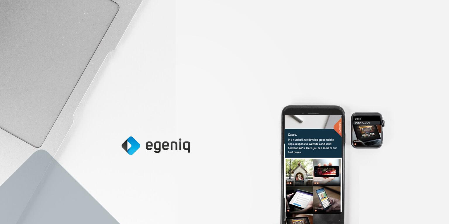 Egenic Qquest apps ontwikkelen