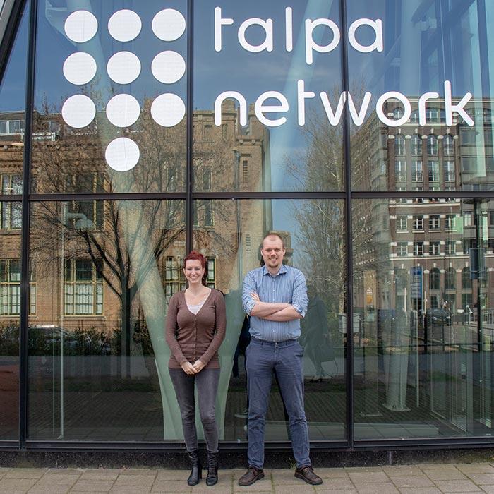 Talpa_collega's_Qquest