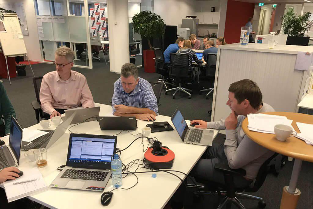 SQL-training Qquest