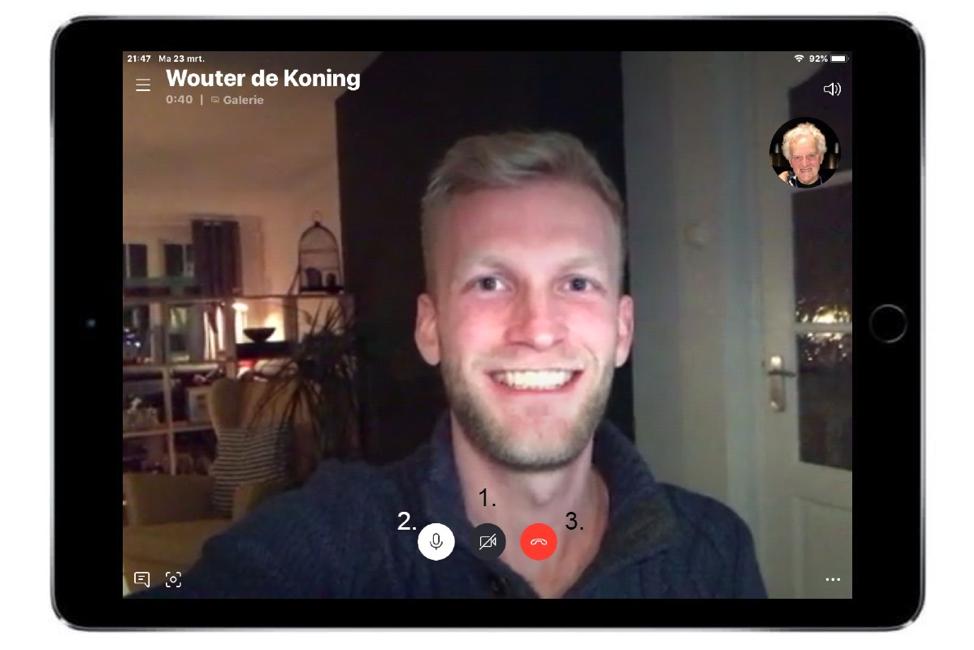 Skype voor ouderen